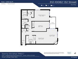 Photo 24: 312 10082 132 Street in Surrey: Whalley Condo for sale (North Surrey)  : MLS®# R2602707