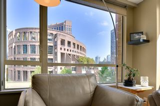 "Photo 10: 506 822 HOMER Street in Vancouver: Downtown VW Condo for sale in ""GALILEO ON ROBSON"" (Vancouver West)  : MLS®# R2298676"