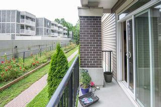 """Photo 12: 115 9655 KING GEORGE Boulevard in Surrey: Whalley Condo for sale in """"The Gruv"""" (North Surrey)  : MLS®# R2381539"""