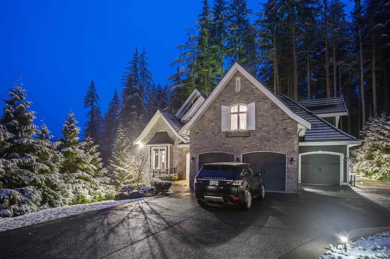 Main Photo: 128 DEERVIEW Lane: Anmore House for sale (Port Moody)  : MLS®# R2144372