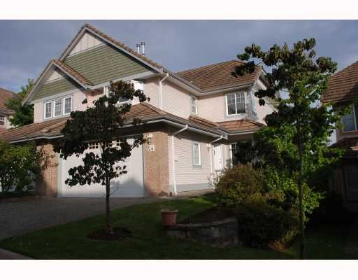 "Main Photo: 24 1751 PADDOCK Drive in Coquitlam: Westwood Plateau Townhouse for sale in ""WORTHING GREEN"" : MLS®# V775478"