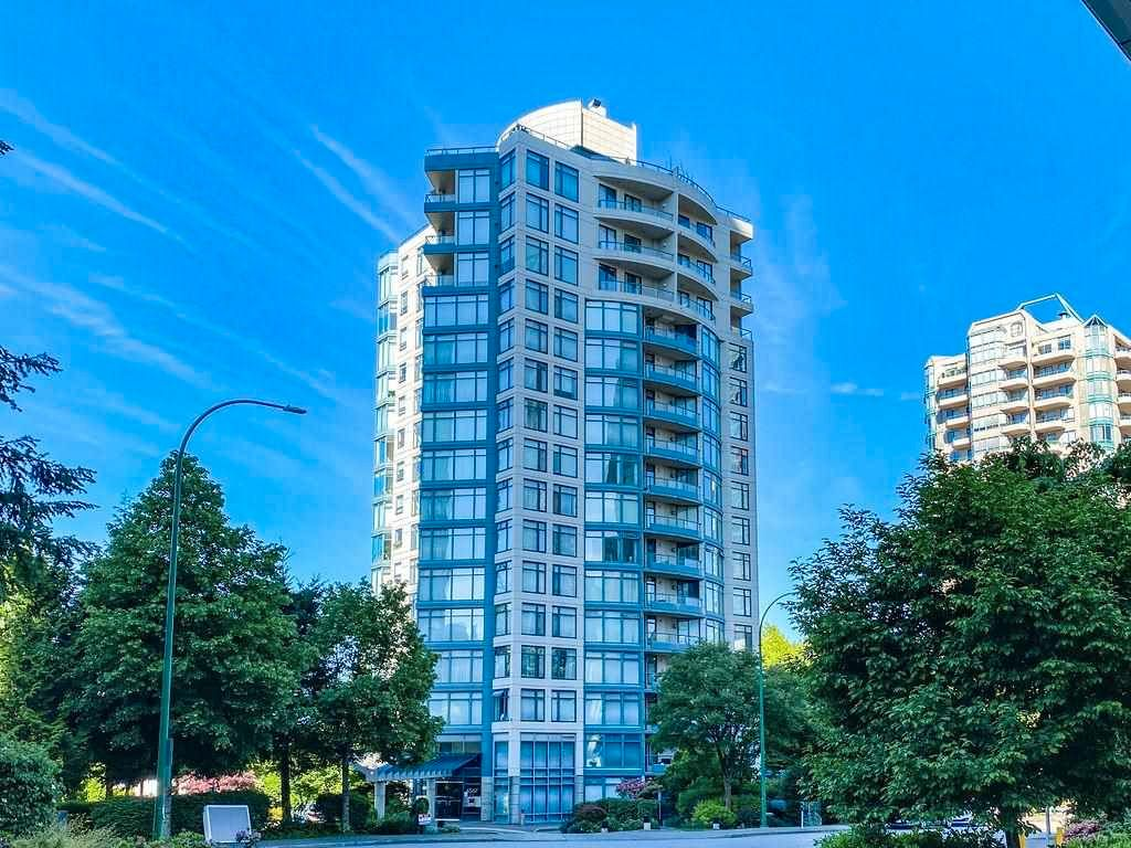 """Main Photo: 1205 4567 HAZEL Street in Burnaby: Forest Glen BS Condo for sale in """"The Monarch"""" (Burnaby South)  : MLS®# R2591700"""