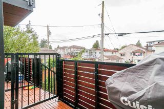"Photo 18: 5013 SLOCAN Street in Vancouver: Collingwood VE Townhouse for sale in ""Slocan Lane"" (Vancouver East)  : MLS®# R2562412"