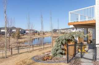 Photo 33: 98 Pointe Marcelle: Beaumont House for sale : MLS®# E4238573