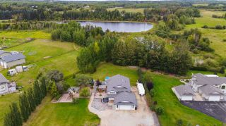 Photo 47: 70 Willowview Boulevard: Rural Parkland County House for sale : MLS®# E4226624