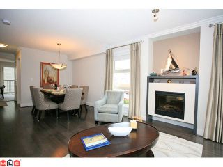 """Photo 2: # 17 6671 121ST ST in Surrey: West Newton Townhouse  in """"Salus"""" : MLS®# F1107663"""