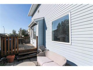 Photo 38: 8 SUN RIDGE Close NW: Airdrie House for sale : MLS®# C4048800