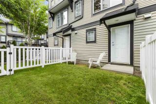 """Photo 20: 14 20176 68 Avenue in Langley: Willoughby Heights Townhouse for sale in """"STEEPLE CHASE"""" : MLS®# R2461553"""