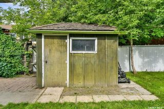 Photo 39: 118 Upland Drive in Regina: Uplands Residential for sale : MLS®# SK862938