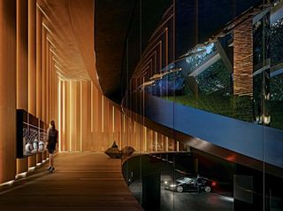 """Photo 4: 907 1550 ALBERNI Street in Vancouver: West End VW Condo for sale in """"ALBERNI BY KENGO KUMA"""" (Vancouver West)  : MLS®# R2444813"""