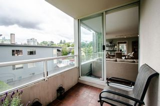 """Photo 11: 403 1566 W 13TH Avenue in Vancouver: Fairview VW Condo for sale in """"ROYAL GARDENS"""" (Vancouver West)  : MLS®# R2080778"""
