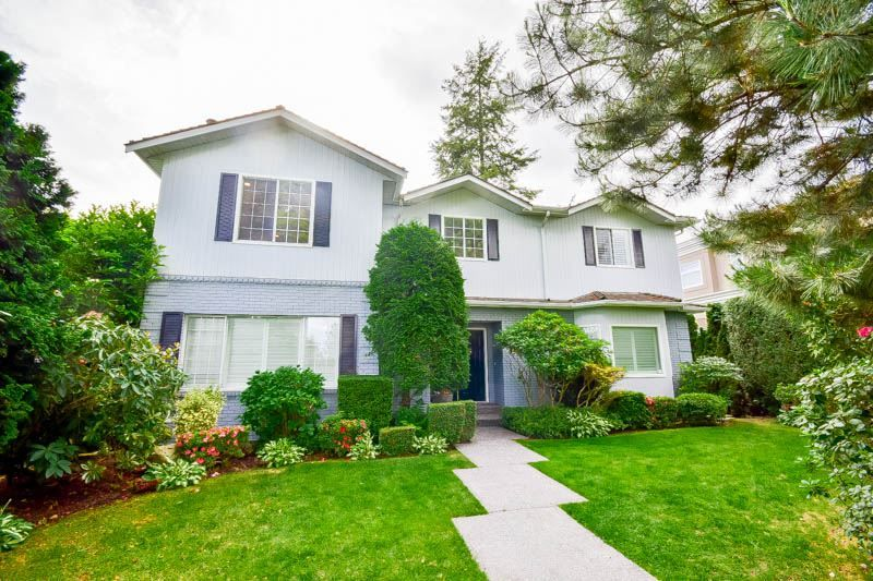 Main Photo: 5759 MONTGOMERY STREET in Vancouver West: South Granville House for sale ()
