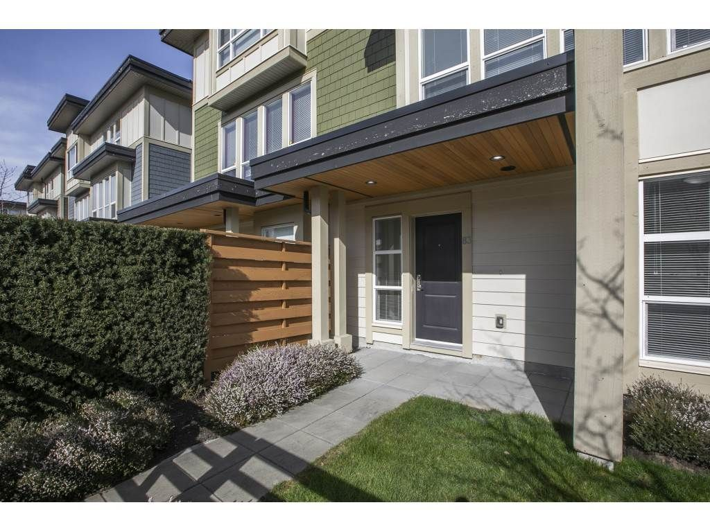 Main Photo: 83 19477 72A AVENUE in Surrey: Clayton Townhouse for sale (Cloverdale)  : MLS®# R2548395