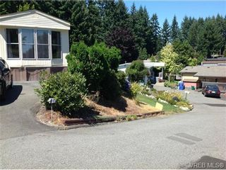 Photo 2: 40 3640 Trans Canada Hwy in COBBLE HILL: ML Cobble Hill Manufactured Home for sale (Malahat & Area)  : MLS®# 680701