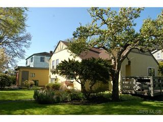 Photo 1: 1650 Davie Street in VICTORIA: Vi Jubilee Residential for sale (Victoria)  : MLS®# 322366