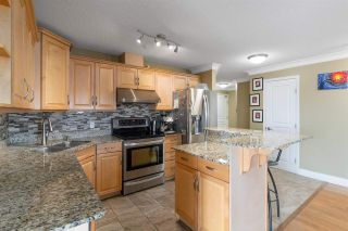 Photo 2: 325 2436 GUARDIAN Road in Edmonton: Zone 58 Condo for sale : MLS®# E4242952