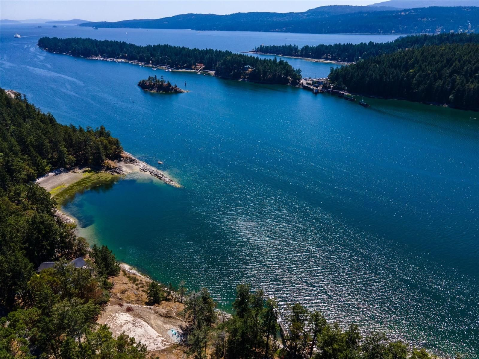 Main Photo: 1095 Nose Point Rd in : GI Salt Spring Land for sale (Gulf Islands)  : MLS®# 881923