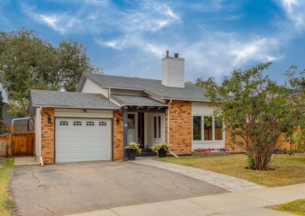 Main Photo: 12 Deerfield Drive SE in Calgary: Deer Ridge Detached for sale : MLS®# A1136598