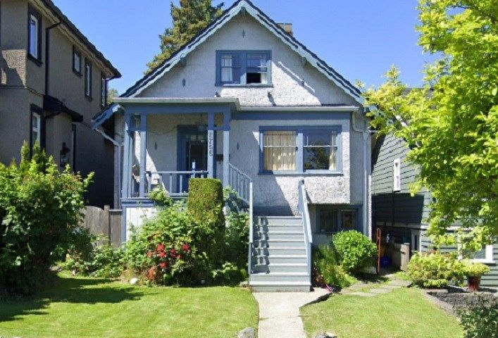 Photo 1: Photos: 2755 ALMA Street in Vancouver: Point Grey House for sale (Vancouver West)  : MLS®# R2419546