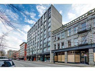 "Photo 1: 611 66 W CORDOVA Street in Vancouver: Downtown VW Condo for sale in ""60 W CORDOVA"" (Vancouver West)  : MLS®# V1104399"