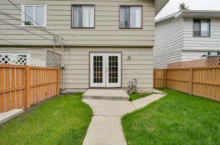 Photo 34: 6614 106 Street in Edmonton: Zone 15 House Half Duplex for sale : MLS®# E4226833
