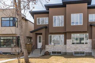 Main Photo: 1117 Russet Road NE in Calgary: Renfrew Semi Detached for sale : MLS®# A1089677