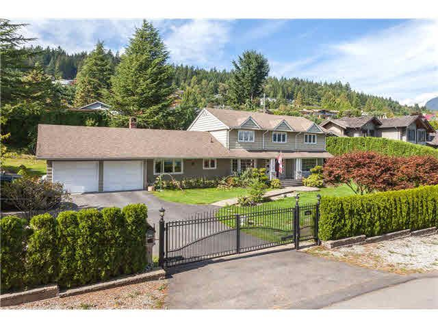 Main Photo: 875 Greenwood Road in West Vancouver: British Properties House for sale : MLS®# V1142955