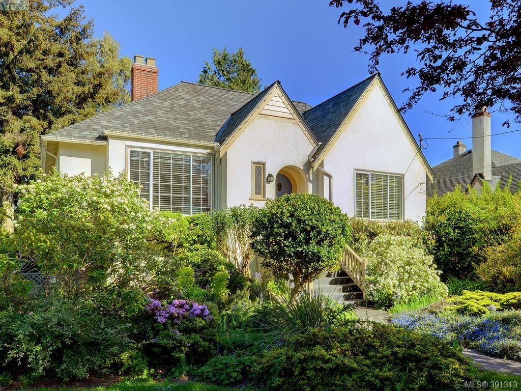 Main Photo: 1941 St. Ann St in VICTORIA: OB North Oak Bay House for sale (Oak Bay)  : MLS®# 786579