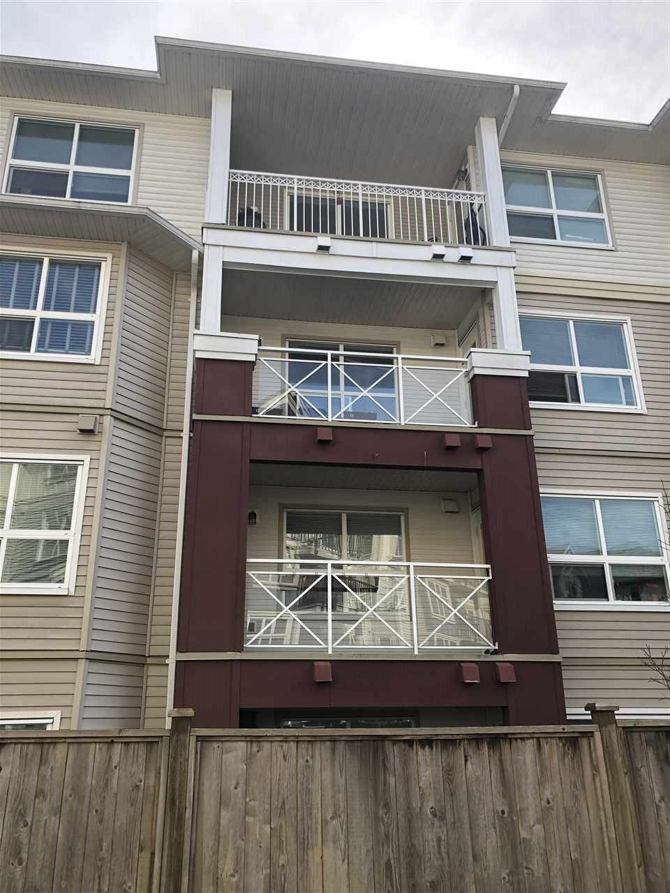 """Main Photo: 308 8068 120A Street in Surrey: Queen Mary Park Surrey Condo for sale in """"Melrose Place"""" : MLS®# R2549612"""