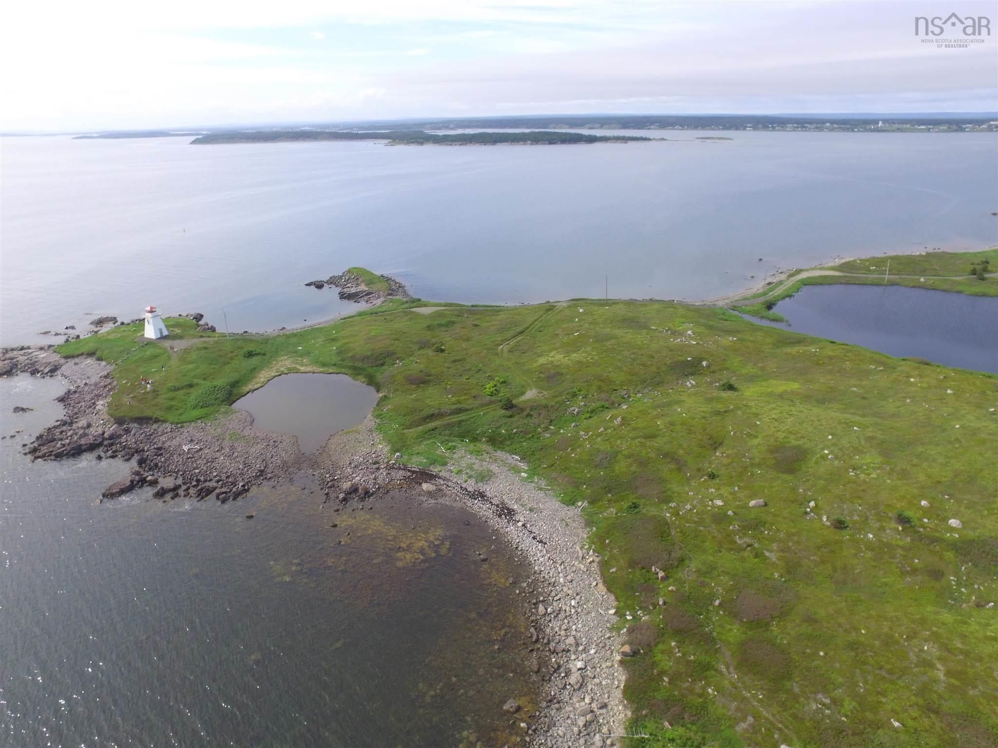 Main Photo: Coastline Acreage in Cape Auguet: 305-Richmond County / St. Peters & Area Vacant Land for sale (Highland Region)  : MLS®# 202124001