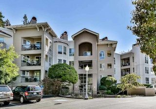 """Photo 3: 214 3176 GLADWIN Road in Abbotsford: Central Abbotsford Condo for sale in """"Regency Park"""" : MLS®# R2155492"""