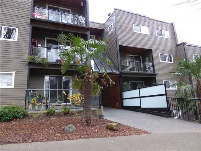 Main Photo: # 404 1550 BARCLAY ST in Vancouver: West End VW Apartment/Condo for sale (Vancouver West)  : MLS®# V1037570