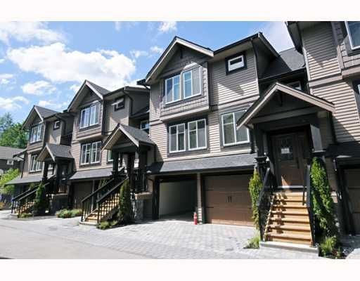 """Photo 2: Photos: 4 22206 124TH Avenue in Maple_Ridge: West Central Townhouse for sale in """"COPPERSTONE RIDGE"""" (Maple Ridge)  : MLS®# V776472"""