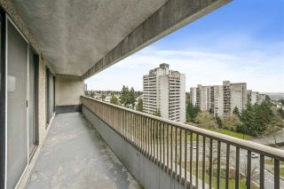 """Photo 5: 1107 4194 MAYWOOD Street in Burnaby: Metrotown Condo for sale in """"PARK AVENUE TOWERS"""" (Burnaby South)  : MLS®# R2541535"""