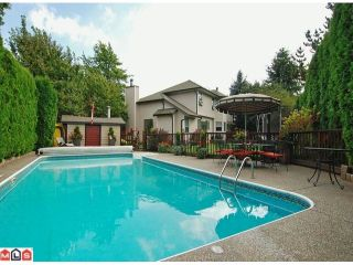 """Photo 9: 3375 197TH ST in Langley: Brookswood Langley House for sale in """"MEADOWBROOK"""" : MLS®# F1224556"""