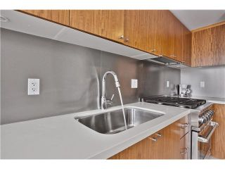 """Photo 7: 416 1133 HOMER Street in Vancouver: Yaletown Condo for sale in """"H&H"""" (Vancouver West)  : MLS®# V1057479"""