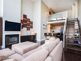 """Photo 3: PH3 933 SEYMOUR Street in Vancouver: Downtown VW Condo for sale in """"THE SPOT"""" (Vancouver West)  : MLS®# V1094972"""