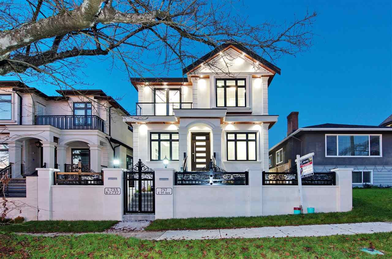 Main Photo: 757 E 59TH Avenue in Vancouver: South Vancouver House for sale (Vancouver East)  : MLS®# R2421313