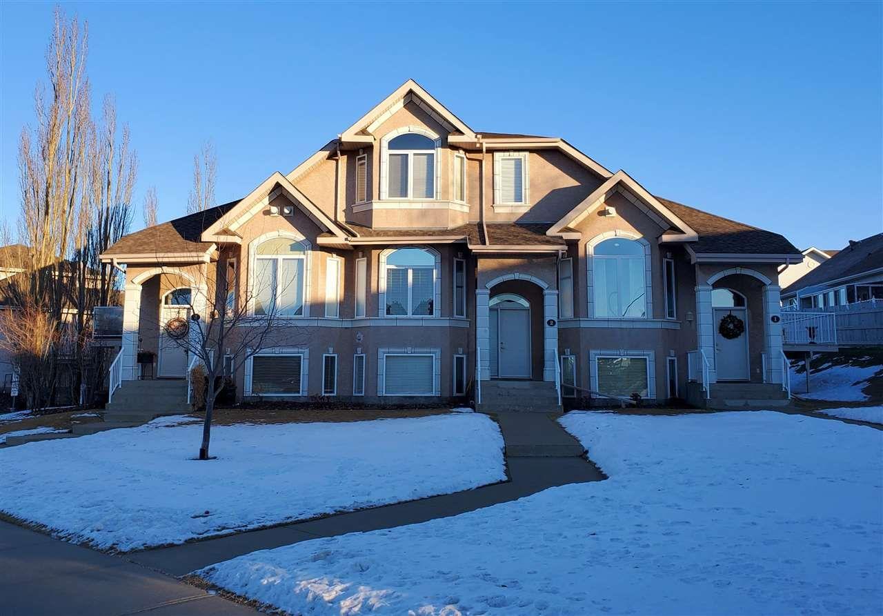 Main Photo: 2 101 JIM COMMON Drive: Sherwood Park Townhouse for sale : MLS®# E4224612