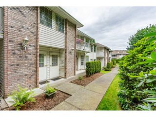 "Photo 1: 48 2938 TRAFALGAR Street in Abbotsford: Central Abbotsford Townhouse for sale in ""Trafalgar Park"" : MLS®# R2475643"