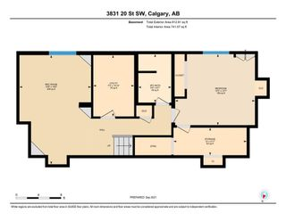 Photo 35: 3831 20 Street SW in Calgary: Garrison Woods Detached for sale : MLS®# A1145108