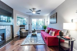 "Photo 17: 103 1935 W 1ST Avenue in Vancouver: Kitsilano Condo for sale in ""KINGSTON GARDENS"" (Vancouver West)  : MLS®# R2249409"