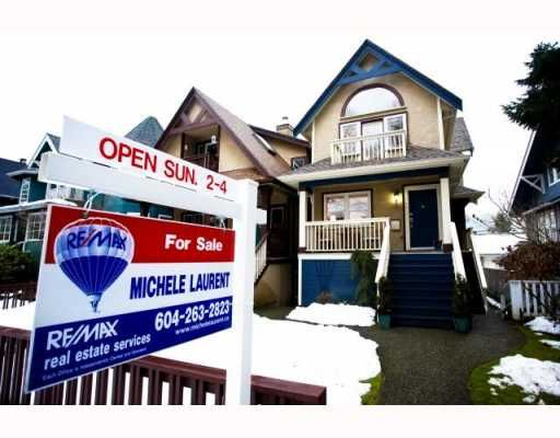 Main Photo: 141 W 13TH Avenue in Vancouver: Mount Pleasant VW Townhouse for sale (Vancouver West)  : MLS®# V747625