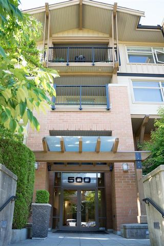 """Photo 20: 208 500 KLAHANIE Drive in Port Moody: Port Moody Centre Condo for sale in """"THE TIDES"""" : MLS®# R2589144"""