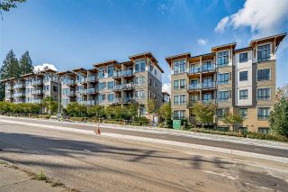 "Photo 1: 411 10477 154 Street in Surrey: Guildford Condo for sale in ""G3 RESIDENCES"" (North Surrey)  : MLS®# R2513763"