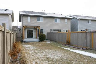 Photo 38: 13948 137 Street in Edmonton: Zone 27 House Half Duplex for sale : MLS®# E4235358