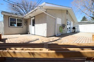 Photo 27: 414 Witney Avenue North in Saskatoon: Mount Royal SA Residential for sale : MLS®# SK852798