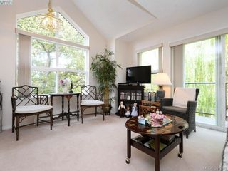 Photo 1: 304 1485 Garnet Rd in VICTORIA: SE Cedar Hill Condo for sale (Saanich East)  : MLS®# 795370