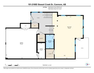 Photo 46: 101 2100D Stewart Creek Drive: Canmore Row/Townhouse for sale : MLS®# A1121023