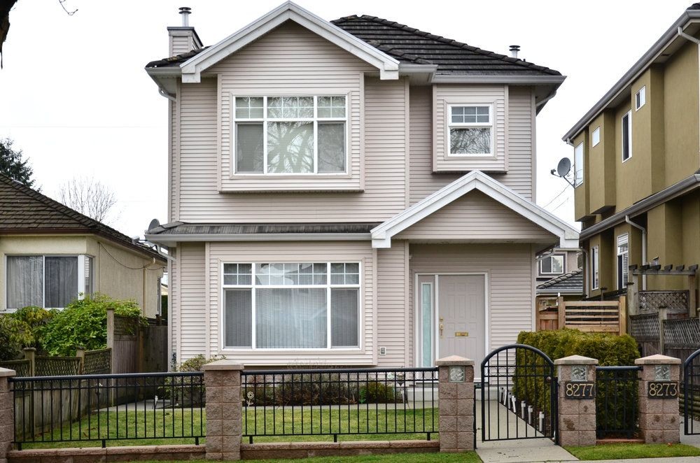 Main Photo:  in Vancouver: Marpole Home for sale ()  : MLS®# V990303